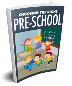 Choosing Right Pre-School eBook