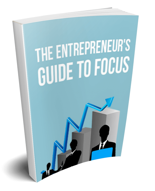 The Entrepreneurs Guide To Focus eBook - Concentrating Your Interest