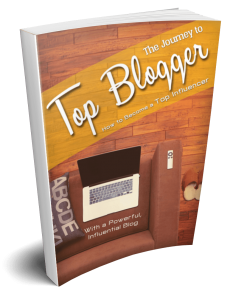 The Journey To Top Blogger eBook