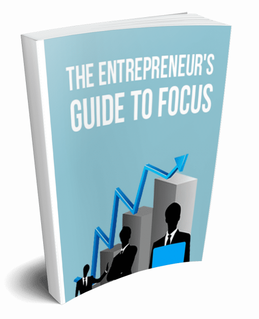 The Entrepreneur's Guide To Focus eBook