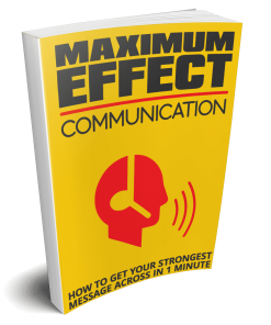 Maximum Effect Communication eBook