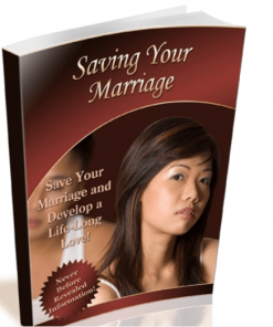 Saving Your Marriage eBook
