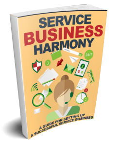 Service Business Harmony eBook