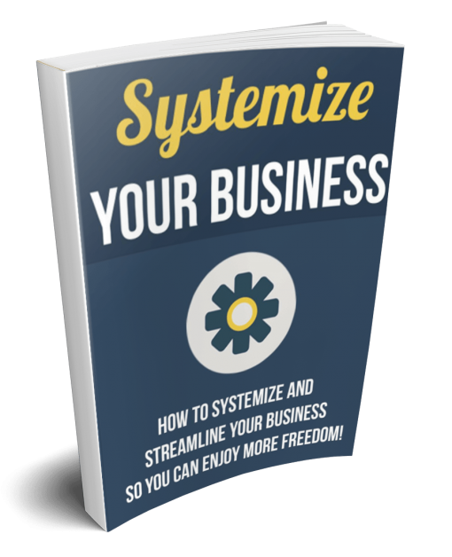 Systemize Your Business eBook