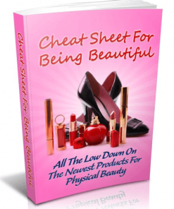 Cheat Sheet Beautiful eBook