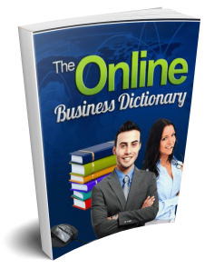 The Online Business Dictionary eBook