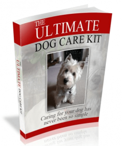 The Ultimate Dog Care Kit eBook