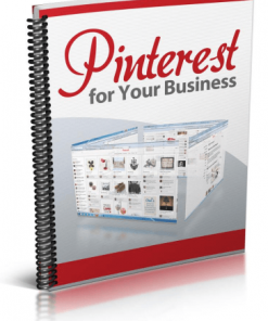 Pinterest For Your Business eBook