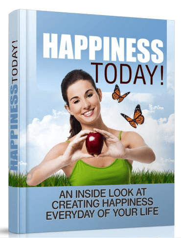 Happiness Today eBook