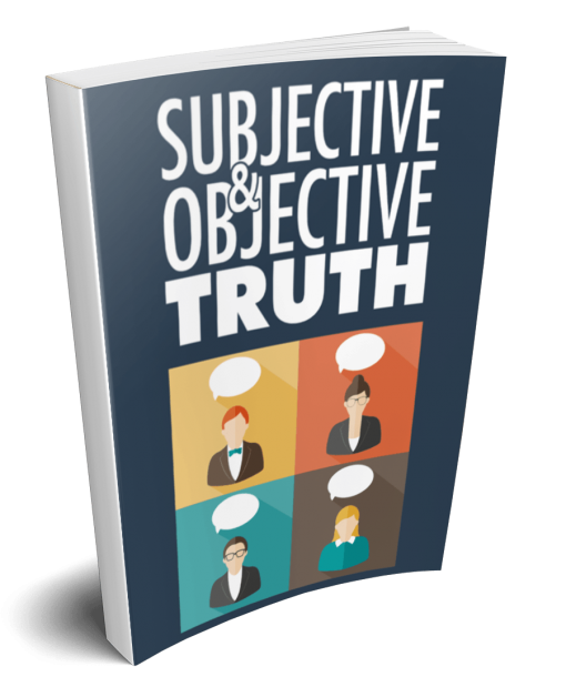 Subjective and Objective Truth eBook