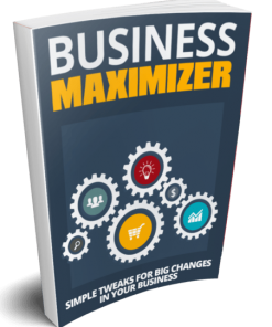 Business Maximizer eBook
