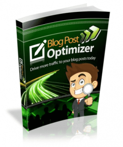Blog Post Optimizer eBook