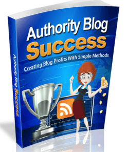 Authority Blog Success eBook