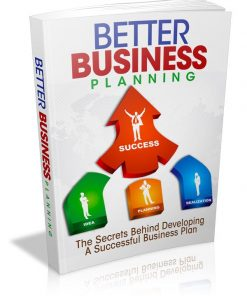 Better Business Planning eBook