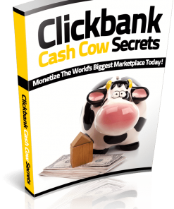 Clickbank Cash Cow Secrets eBook