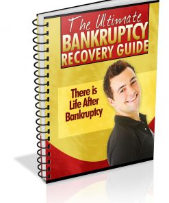 The Ultimate Bankruptcy Recovery Guide eBook