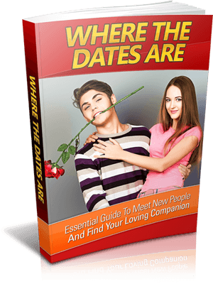 Where To Find Dates eBook