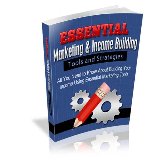 Essential Marketing & Income Building ebook