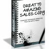 Great To Amazing SalesCopy ebook
