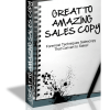 Great To Amazing Sales Copy eBook