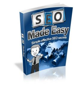 SEO Made Easy eBook