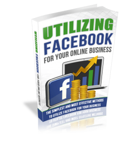 Utilizing Facebook For Online Business eBook