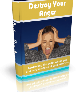 Destroy Your Anger eBook