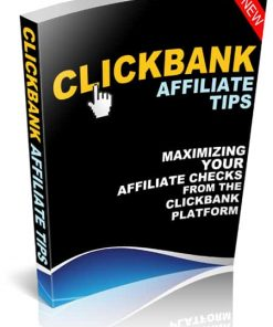 Clickbank Affiliate Tips eBook