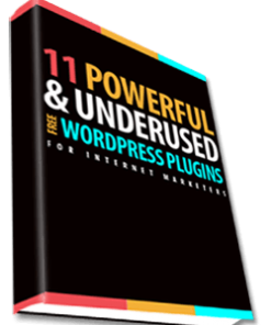 Powerful & Underused Wordpress Plugins eBook