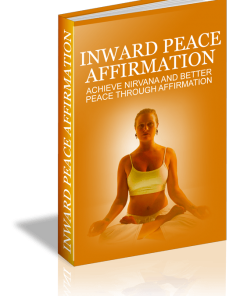 Inward Peace Affirmation eBook