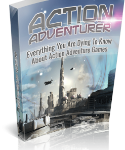 Action Adventurer eBook