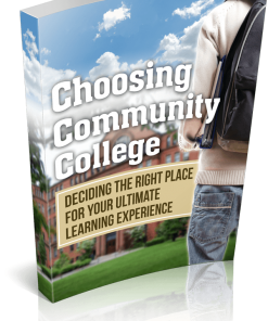 Choosing Community College eBook