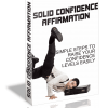 Solid Confidence Affirmation eBook